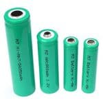 Nickel-Metal Hydride batteries