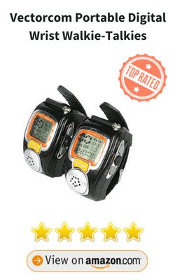 Best Walkie-Talkie Watches