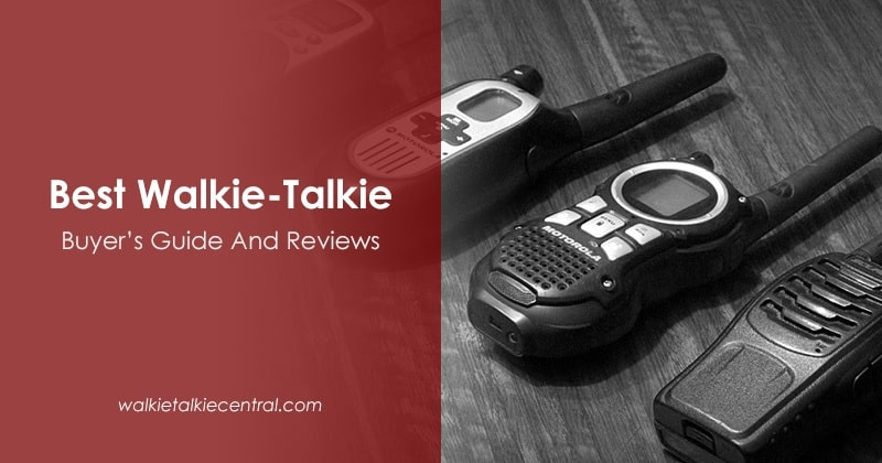 The Best Walkie-Talkie