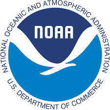 Logo of the National Oceanic And Atmospheric Administration (NOAA)