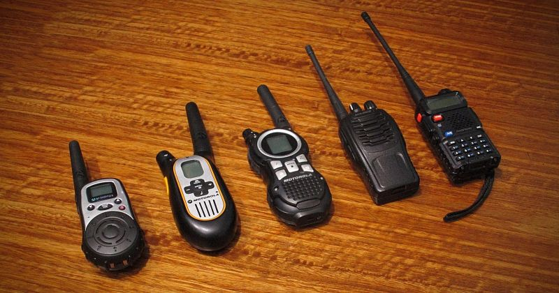 Image result for Walkie Talkies and Their Functions