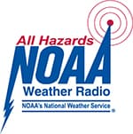 NOAA All-Hazards Logo