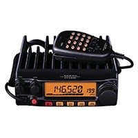Yeasu FT-2900R mobile transceiver