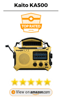 Best Emergency Hand Crank Radio