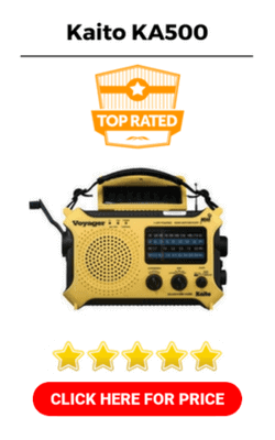 Best Emergency Radio (Sep 2019) - Buyer's Guide and Reviews