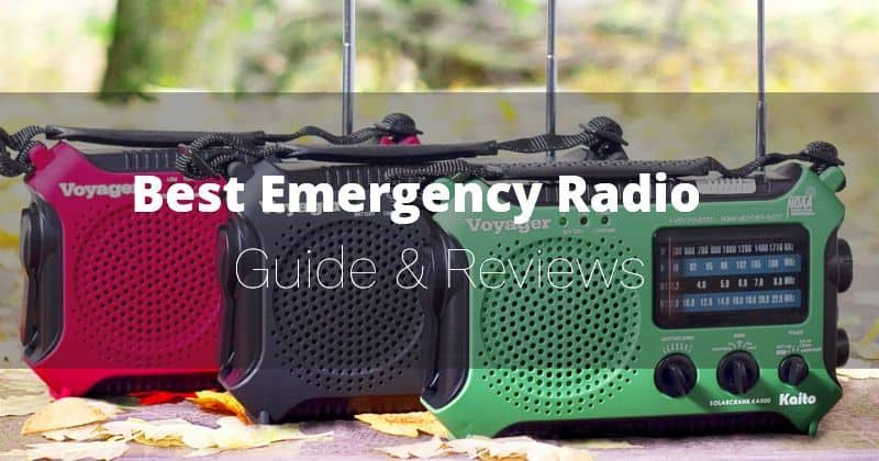 Best Emergency Radio