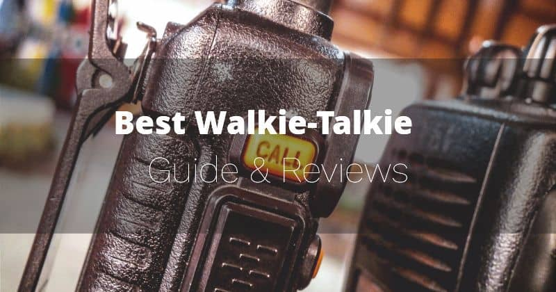 Best Walkie-Talkie
