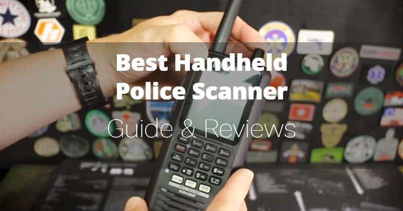 Best Handheld Police Scanner