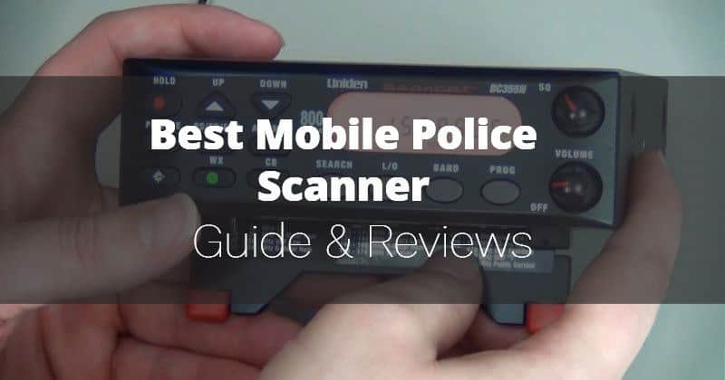 Best Mobile Police Scanner