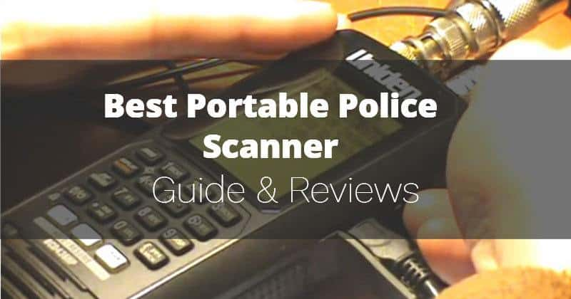 Best Portable Police Scanner
