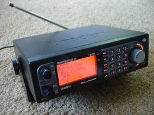 Mobile Police Scanner for Car