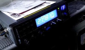 CB Radio Interface