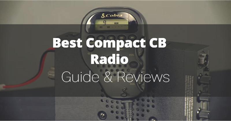 Best Compact CB Radio