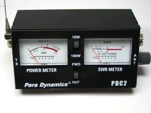 A SWR meter