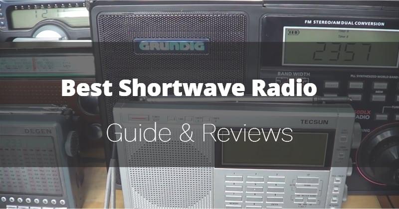 Best Shortwave Radio (Aug 2019) - Walkie-Talkie Central