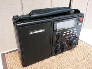 Shortwave Radio With Antenna